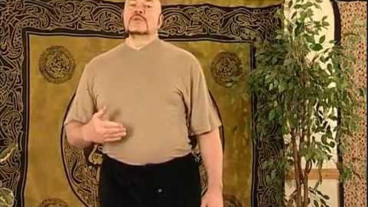 Цигун - Упражнения для спины